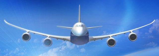 In Flight - 640 x 225