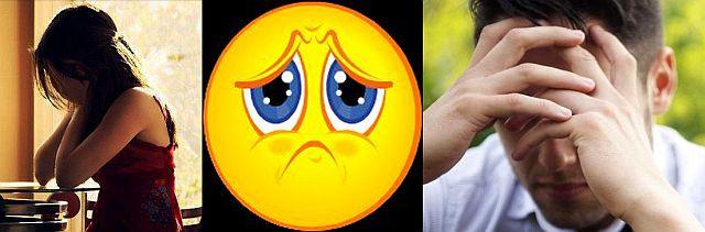 Sad & Depressed - 640 x 211