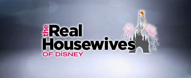 Real Wives Of Disney