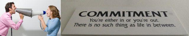 Communication & Commitment