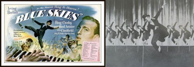 Fred Astaire in Blue Skies