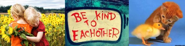 Be Kind To Each Other - 640 x 159