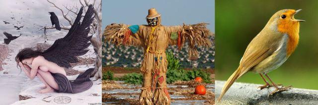Blackbird-Scarecrow-Songbird