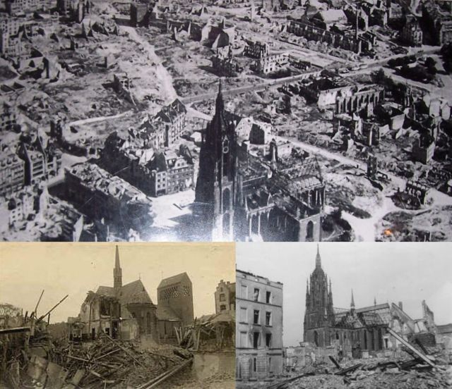 Frankfurt - 1945
