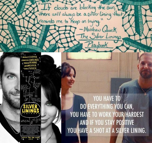 Silver Linings Playbook - 640 x 602